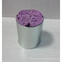 (BC-G1010) Werbegeschenk-Frottee-Tuch mit Metall-Box
