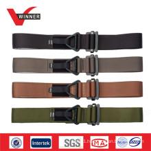 Custom military tactical belt