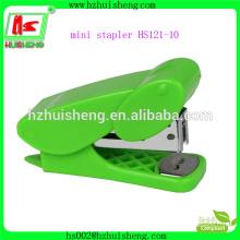 office&school blue mini stapler, wholesale cute mini stapler