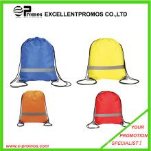 210d Nylon Reflective Drawstring Bag (EP-B8262)