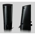 2.0 USB reproductor mp3 portátil altavoz