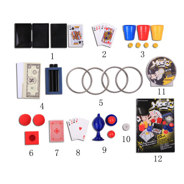 Classic Amazing MagicTricks e Illusions Set Toys