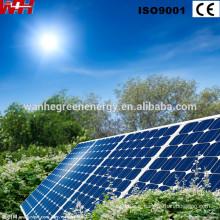 Cellule solaire polycristalline panneau solaire 150W