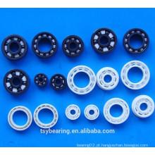 Rolamento de esferas miniatura de alta velocidade rolamento de esferas de cerâmica de 9 mm