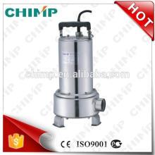 CHIMP Serie WQD Conjunto de acero inoxidable bomba sumergible