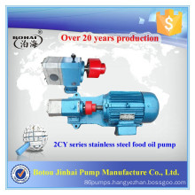 2CY Gear Diesel Pump with Copper Impeller petrol pump for sale
