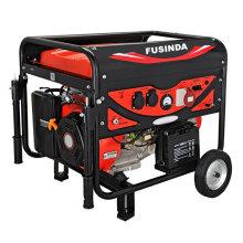 Générateur de puissance à essence / essence portatif de la CE de Fusinda 3kw pour l'usage à la maison
