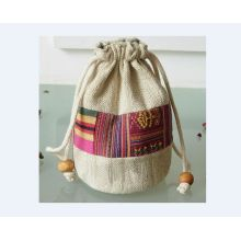 Small Woven Bag with Printing Pattern Logo (GZHY-DB-011)