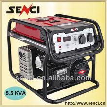 Neu! Senci 6000-II 6KVA Generator Benzin