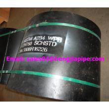 SCHSTD ASTM A234WPB reductor concéntrico negro