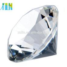 custom crystal souvenir gift clear crystal diamond for wedding souvenirs