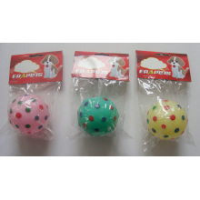 Dog Toy of Vinyl Spots Ball for Dog