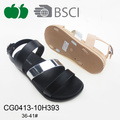 Fashion Casual Design Lady Summer Flat Sandal