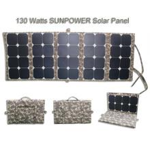 Matériau de silicium monocristallin et panneau solaire pliable brunton explorer 150 * 43 * 4CM