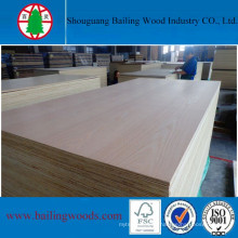 18mm Poplar Core Commercial Plywood for Packing