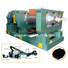 Двухвалковая резиновая мельница (SLP-500; SLP-580)