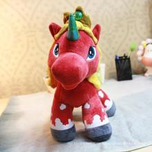 Kundengebundener Soem-Entwurf! Kinder Spielzeug Einhorn weichen Spielzeug Weihnachten Spielzeug