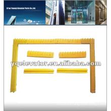 escalator yellow strip, escalator yellow side, escalator accessories