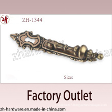 Factory Direct Sale Zinc Alloy Big Pull Archaize Handle (ZH-1344)