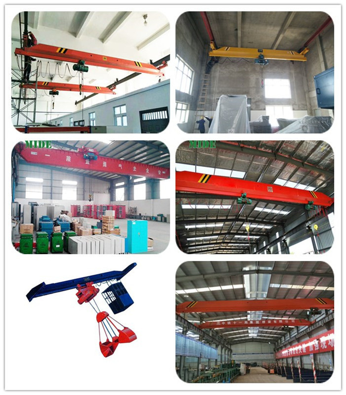 single beam overhead bridge crane