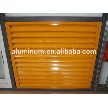 aluminum shutters window China factory