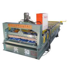Machine de fabrication de carreaux en acier à paroi murale à bas prix