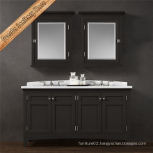 60′′ Customized European Style Free Standing Bathroom Vanity