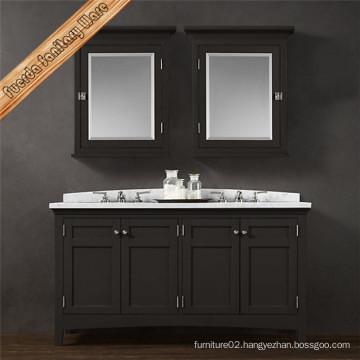 60′′ Customized European Style Free Standing Bathroom Vanity