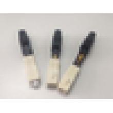 SC / PC Multimodo Pré-polido Ferrule Field Assembly Connector Fast / Quick Connector com preço barato