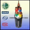 Cable de alimentación de cable de baja tensión del cable de red 0.6 / 1kv del estado