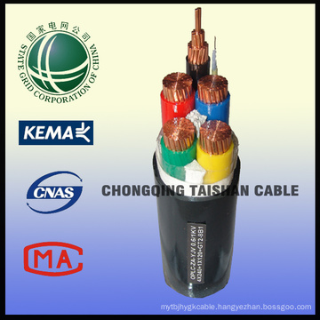 State Grid 0.6/1kv Power Cable low voltage cable