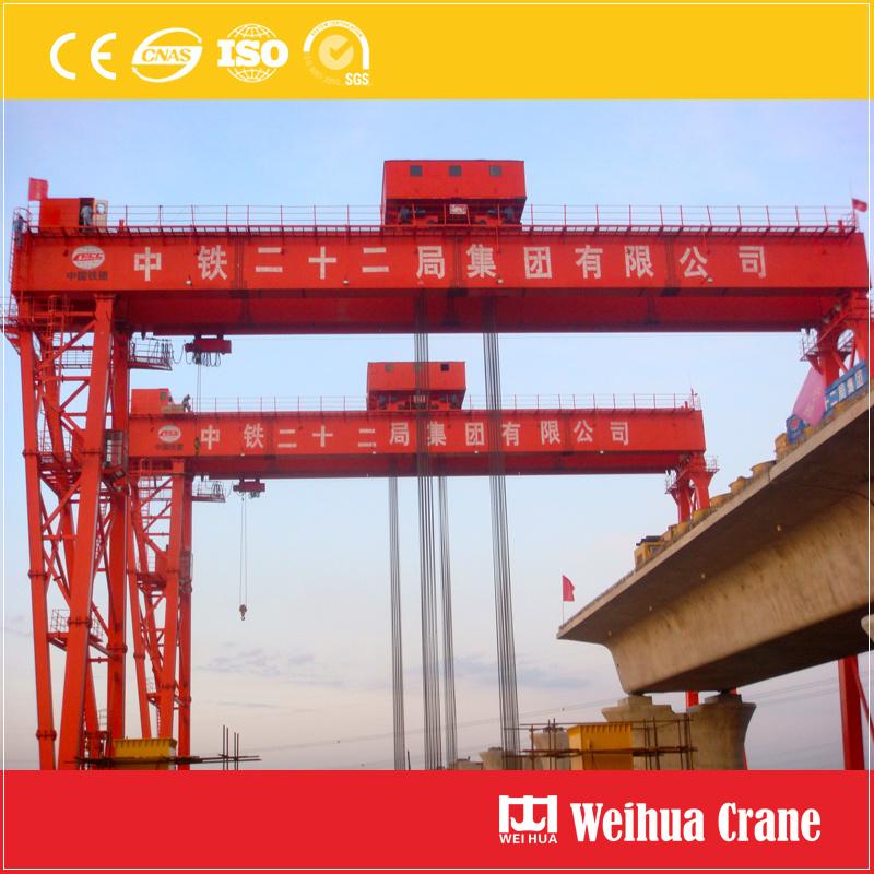 Beam Lift Crane For Highway Construction