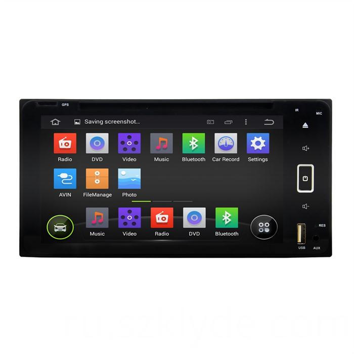 TOYOTA CAR AUDIO PLAYER FOR UNIVERSAL