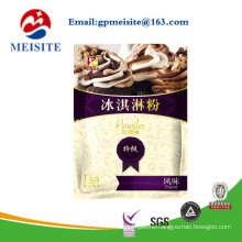 Ice Cream Cooler Bag and Packaging for Ice Cream Powder Mix