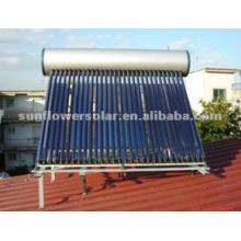 2014 New Type Chauffe-eau solaire à basse pression à base de thermosiphon