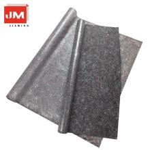 fibre non-tissé géotextile non-tissé 200gsm non-tissé polyester feutre épais enduit textile