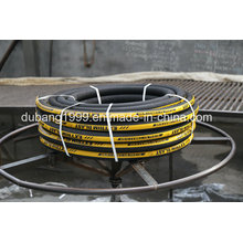 Rubber Hoses with Cotton Frame for Brake-Gear System of Railway Rolling-Stock