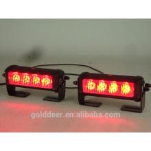 Luzes de LED tráfego aviso luz de emergência para segurança de veículos