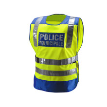 Security Reflective Running Safety Vest