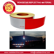 High visibility reflective stickers for vehicle