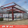 CE BV approuvé structure en acier de vente chaude pour atelier