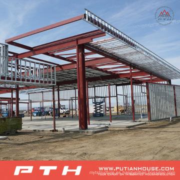 CE BV aprobó la estructura de acero de venta caliente para el taller