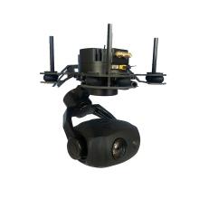 Caméra double lumière avec système de cardans à 3 axes