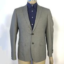Costumes à la mode pour hommes gris