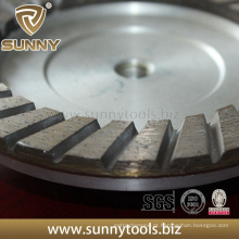 Sunny Professional Top Quality turbo diamante copo rebolo