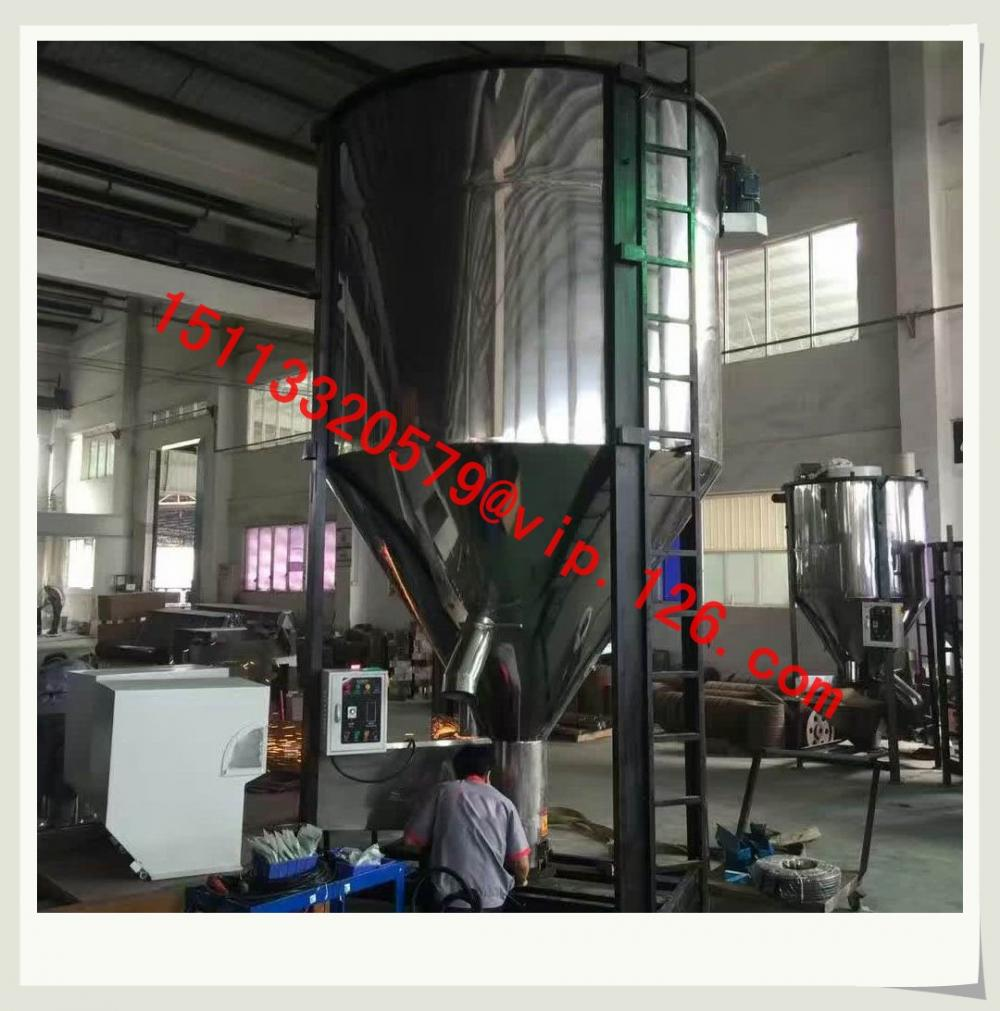 Heating Dryer Mixer Production B