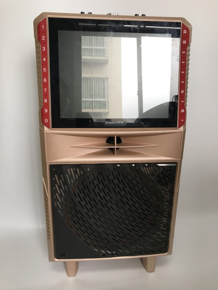 Touch Screen Speaker