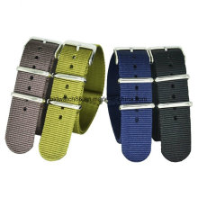Hot Single Color Nylon Watch Strap for Nato Watch Replacement