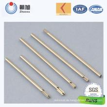 ISO-Fabrik-Kohlenstoffstahl-Frühlings-Stifte für Hauptanwendung