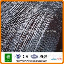 Arame farpado revestido galvanizado / PVC